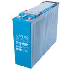 FIAMM 12 FIT 100 (Фиамм 12FIT100) - Аккумуляторная батарея 12В (12V) | 100 Ач (100 Ah) / Аккумулятор / Батарея / АКБ / Купить / Цена / Стоимость