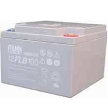 Аккумулятор для ИБП 12 В | 26 Ач / Аккумуляторная батарея 12В / АКБ FIAMM 12FLB100 / Купить / Цена / Срок службы 10-12 лет