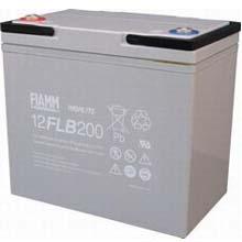 Аккумулятор для ИБП 12 В | 55 Ач / Аккумуляторная батарея 12В / АКБ FIAMM 12FLB200 / Купить / Цена / Срок службы 10-12 лет