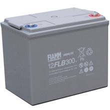 Аккумулятор для ИБП 12 В | 75 Ач / Аккумуляторная батарея 12В / АКБ FIAMM 12FLB300 / Купить / Цена / Срок службы 10-12 лет