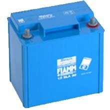 FIAMM 12 SLA 30 (Фиамм 12SLA30) - Аккумуляторная батарея 12В (12V) | 30 Ач (30 Ah) / Аккумулятор / Батарея / АКБ / Купить / Цена / Стоимость