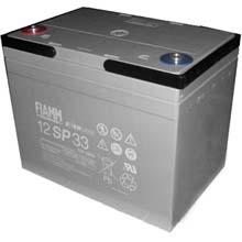 Аккумулятор для ИБП 12 В | 33 Ач / Аккумуляторная батарея 12В / АКБ FIAMM 12SP33 / Купить / Цена / Срок службы 10 лет