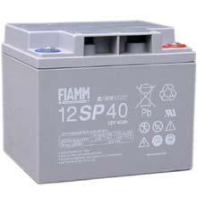 Аккумулятор для ИБП 12 В | 40 Ач / Аккумуляторная батарея 12В / АКБ FIAMM 12SP40 / Купить / Цена / Срок службы 10 лет