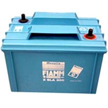 FIAMM 2 SLA 330 (Фиамм 2SLA330) - Аккумуляторная батарея 2В (2V) | 330 Ач (330 Ah) / Аккумулятор / Батарея / АКБ / Купить / Цена / Стоимость