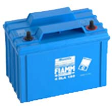 FIAMM 4 SLA 150 (Фиамм 4SLA150) - Аккумуляторная батарея 4В (4V) | 150 Ач (150 Ah) / Аккумулятор / Батарея / АКБ / Купить / Цена / Стоимость