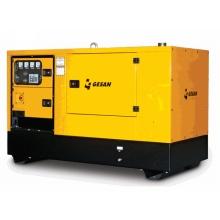 DPS 100 / DPS100 (GESAN / ГЕСАН) - Дизельгенератор 80 кВт (80кВт) | 380 В / Трехфазный / Электрогенератор / Дизельная электростанция / Дизельный генератор / Агрегат / Установка / ДГУ / ДЭС / Купить / Цена / Стоимость / В кожухе