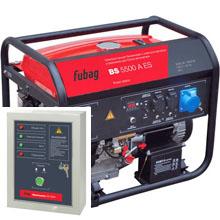 FUBAG BS 5500 A ES + АВР STARTMASTER BS 6600