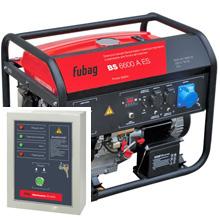 FUBAG BS 6600 A ES + АВР STARTMASTER BS 6600