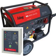 FUBAG BS 6600 DA ES + АВР STARTMASTER BS 6600 D