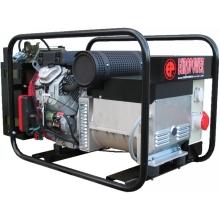 Бензогенератор 10 кВт (10,8 кВт) | 380В - Электростанция EUROPOWER EP 13500 TE / Бельгия / Электрозапуск