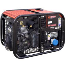 Бензогенератор 14 кВт (14,5 кВт) | 220В - EUROPOWER EP 16000 E / Электростанция / Электрогенератор / Электрозапуск / Электростартер / Электрический запуск / Запуск от ключа / Продажа / Купить / Цена