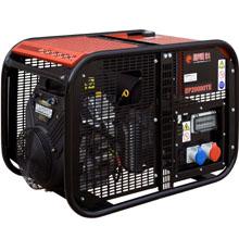 Бензогенератор 16 кВт (16 кВт) | 380В - Электростанция EUROPOWER EP 20000 TE / Бельгия / Электрозапуск