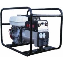 Сварочный генератор бензиновый постоянного тока 200А / переносной / передвижной / купить / продажа / цена - EUROPOWER EP200X2