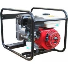 Бензогенератор 2 кВт однофазный 220В с ручным запуском - EUROPOWER EP 3300