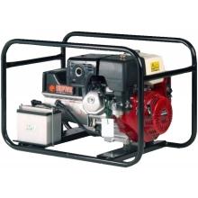 Бензогенератор 3 кВт (3,6 кВт) | 220В - EUROPOWER EP 4100 E / Электростанция / Электрогенератор / Электрозапуск / Электростартер / Электрический запуск / Запуск от ключа / Продажа / Купить / Цена