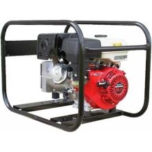 Бензиновая миниэлектростанция 3 кВт однофазная 220В с ручным запуском - EUROPOWER EP 4100