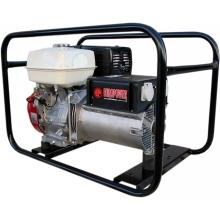 Бензогенератор 5 кВт однофазный 220В с ручным запуском - EUROPOWER EP 6000