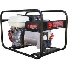 Бензогенератор 5 кВт трехфазный 380В с ручным запуском - EUROPOWER EP 6500 T