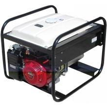 Бензогенератор 6 кВт однофазный 220В с ручным запуском - EUROPOWER EP 7000 LN
