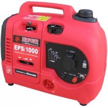 Инверторный генератор 0,9 кВт | 220В - Бензогенератор инверторного типа 1кВт / Цифровая электростанция EUROPOWER EPSi 1000 / Бельгия / Ручной запуск