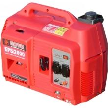 Инверторный генератор 1,5 кВт | 220В - Бензогенератор инверторного типа 1кВт / Цифровая электростанция EUROPOWER EPSi 2000 / Бельгия / Ручной запуск
