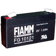 Аккумулятор для ИБП 6 В | 1.2 Ач / Аккумуляторная батарея 6В / АКБ FIAMM FG10121 / Купить / Цена / Срок службы 5 лет