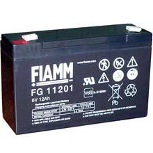 Аккумулятор для ИБП 6 В | 12 Ач / Аккумуляторная батарея 6В / АКБ FIAMM FG11201 / Купить / Цена / Срок службы 5 лет