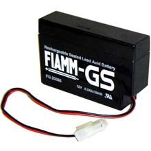 Аккумулятор для ИБП 12 В | 0.8 Ач / Аккумуляторная батарея 12В / АКБ FIAMM FG20086 / Купить / Цена / Срок службы 5 лет