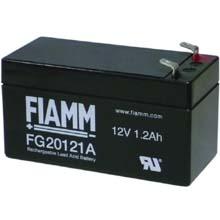 Аккумулятор для ИБП 12 В | 1.2 Ач / Аккумуляторная батарея 12В / АКБ FIAMM FG20121A / Купить / Цена / Срок службы 5 лет
