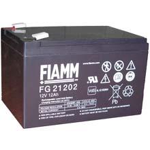 Аккумулятор для ИБП 12 В | 11 Ач / Аккумуляторная батарея 12В / АКБ FIAMM FGHL21102 / Купить / Цена / Срок службы 10 лет