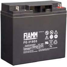 Аккумулятор для ИБП 12 В | 18 Ач / Аккумуляторная батарея 12В / АКБ FIAMM FG21803 / Купить / Цена / Срок службы 5 лет