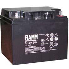 Аккумулятор для ИБП 12 В | 42 Ач / Аккумуляторная батарея 12В / АКБ FIAMM FG24204 / Купить / Цена / Срок службы 5 лет