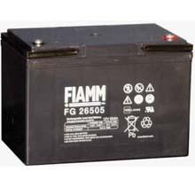 Аккумулятор для ИБП 12 В | 65 Ач / Аккумуляторная батарея 12В / АКБ FIAMM FG26505 / Купить / Цена / Срок службы 5 лет