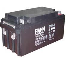 Аккумулятор для ИБП 12 В | 70 Ач / Аккумуляторная батарея 12В / АКБ FIAMM FG27004 / Купить / Цена / Срок службы 5 лет