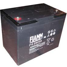 Аккумулятор для ИБП 12 В | 80 Ач / Аккумуляторная батарея 12В / АКБ FIAMM FG28009 / Купить / Цена / Срок службы 5 лет