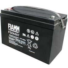Аккумулятор для ИБП 12 В | 100 Ач / Аккумуляторная батарея 12В / АКБ FIAMM FG2A007 / Купить / Цена / Срок службы 5 лет