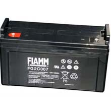 Аккумулятор для ИБП 12 В | 120 Ач / Аккумуляторная батарея 12В / АКБ FIAMM FG2C007 / Купить / Цена / Срок службы 5 лет