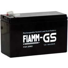Аккумулятор для ИБП 12 В | 9 Ач / Аккумуляторная батарея 12В / АКБ FIAMM FGH20902 / Купить / Цена / Срок службы 5 лет
