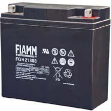 Аккумулятор для ИБП 12 В | 18 Ач / Аккумуляторная батарея 12В / АКБ FIAMM FGH21803 / Купить / Цена / Срок службы 5 лет