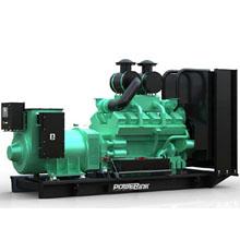 GMP750C / GMS750C (открытая) / GMP 750 C / GMS 750 C (Powerlink / Пауэрлинк / Китай) - Дизельгенератор 750 кВА (750кВА) | 380 В / Трехфазный / Электрогенератор / Дизельная электростанция / Дизельный генератор / ДГУ / ДЭС / Купить / Цена / Стоимость