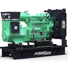GMP80C / GMS80C (открытая) / GMP 80 C / GMS 80 C (Powerlink / Пауэрлинк / Китай) - Дизельгенератор 80 кВА (80кВА) | 380 В / Трехфазный / Электрогенератор / Дизельная электростанция / Дизельный генератор / ДГУ / ДЭС / Купить / Цена / Стоимость