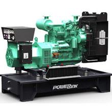 GMP42C / GMS42C (открытая) / GMP 42 C / GMS 42 C (Powerlink / Пауэрлинк / Китай) - Дизельгенератор 42 кВА (42кВА) | 380 В / Трехфазный / Электрогенератор / Дизельная электростанция / Дизельный генератор / ДГУ / ДЭС / Купить / Цена / Стоимость