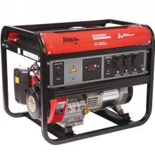 Бензогенератор 4 кВт однофазный 220В с ручным запуском - FUBAG MS5000