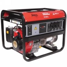 Бензогенератор 5 кВт однофазный 220В с ручным запуском - FUBAG MS5700