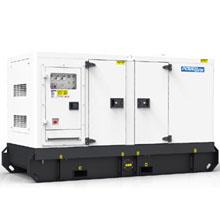 WPS100S (в кожухе) / WPS 100 S (Powerlink / Пауэрлинк / Китай) - Дизельгенератор 80 кВт (80кВт) | 380 В / Трехфазный / Электрогенератор / Дизельная электростанция / Дизельный генератор / ДГУ / ДЭС / Купить / Цена / Стоимость