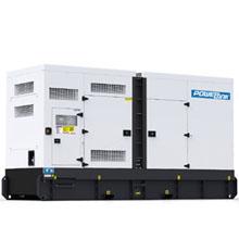 WPS350S (в кожухе) / WPS 350 S (Powerlink / Пауэрлинк / Китай) - Дизельгенератор 280 кВт (280кВт) | 380 В / Трехфазный / Электрогенератор / Дизельная электростанция / Дизельный генератор / ДГУ / ДЭС / Купить / Цена / Стоимость