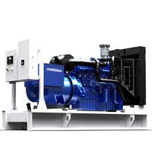 WPS350 (открытая) / WPS 350 (Powerlink / Пауэрлинк / Китай) - Дизельгенератор 350 кВА (350кВА) | 380 В / Трехфазный / Электрогенератор / Дизельная электростанция / Дизельный генератор / ДГУ / ДЭС / Купить / Цена / Стоимость