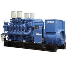 SDMO X 1400K (СДМО X1400K, X1400 K, X 1400 K) - Дизельгенератор 1400 кВА | 1120 кВт | 380 В / Трехфазный / Электрогенератор / Дизельная электростанция / Дизельный генератор / Агрегат / Установка / ДГУ / ДЭС / Купить / Цена / Стоимость