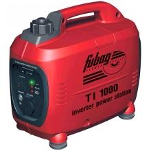 Инверторный генератор 0,9 кВт | 220В - Бензогенератор инверторного типа 1кВт / Цифровая электростанция FUBAG TI1000 / Германия / Ручной запуск