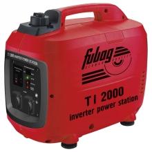 Инверторный генератор 1,6 кВт | 220В - Бензогенератор инверторного типа 1кВт / Цифровая электростанция FUBAG TI2000 / Германия / Ручной запуск